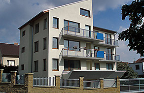 A-Pharma: Firmensitz in Prag